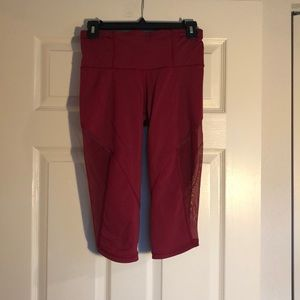 Lululemon Red Crops, 6